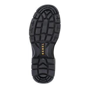 REBEL Hiker Lo Safety Shoe