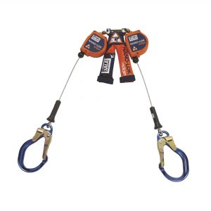 Edge SRL, Cable, Aluminium Scaffold Hook, Harness Connection