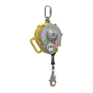 Self-Retracting Lifeline with RSQ, Stainless Steel