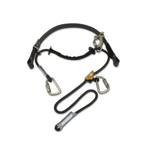 Work Positioning Lanyard - Webbing release for use 1.4m - 4.0m