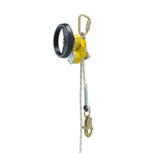 R550 Advanced Rescue System with rescue hub