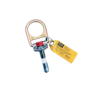 Torque Indicator Re-usable D-Ring Assembly AnchorTorque Indicator Re-usable D-Ring Assembly Anchor