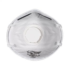 Pioneer FFP2 Dust Mask with valve